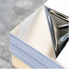 Лист алюминиевый гладкий 1,0х1250х2500 мм 1050 (АД0)
