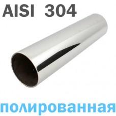 Труба нержавеющая круглая 19х1.5 tig