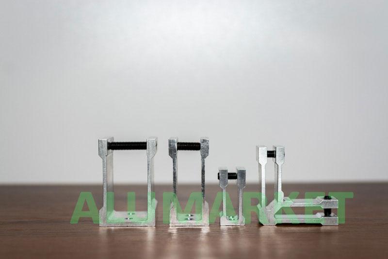 крепежи для алюминиевых труб