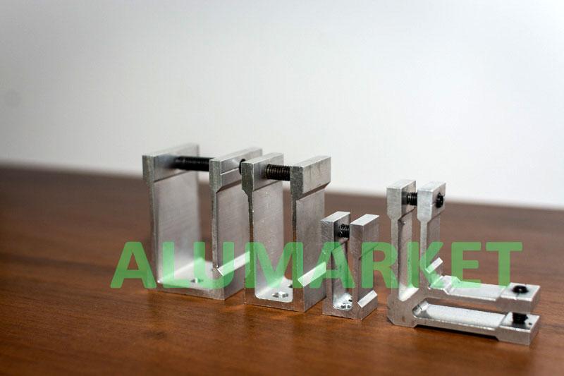 соединители для алюминиевых труб